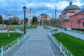 Hagia Sofia in Istanbul — Stock Photo