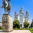Targu Mures city center — Stock Photo #54574675
