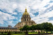 Les Invalides - Napoleon's Tomb — Stock Photo