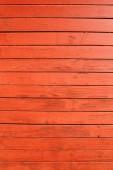 Orange wooden background — Stock Photo
