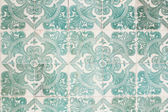 Traditional spanish tiles background — Foto Stock