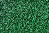Green cement plaster wall, textured background. — Стоковое фото