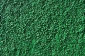 Green cement plaster wall, textured background. — Stok fotoğraf