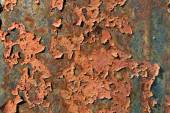 Metal corroded texture. — Stock Photo