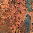 Metal corroded texture of rust colors. — Stock Photo #59741331