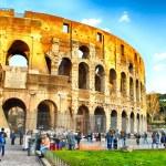 The Colosseum, Rome — Stock Photo #62616687