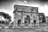 Arch of Constantine, Rome — Stock Photo