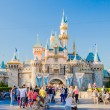 Sleeping Beauty Castle at Disneyland Park. — Stock Photo #64461507