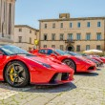 Ferrari Gathering — Stock Photo #78306150