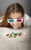 3d drugs for a geek — Zdjęcie stockowe