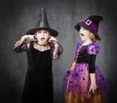 Halloween screaming — Стоковое фото