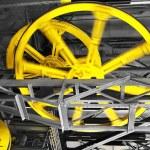 Funicular mechanism — Stock Photo #52744619