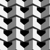 3d pattern — Stock Vector
