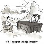 Guardian angel — Stock Vector #60466845
