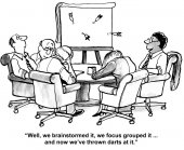 Big Business Problem — Stock Vector