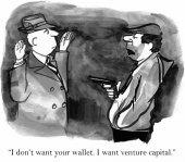 Venture Capital — Stock Vector