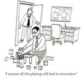 Play leads to innovation — Vetorial Stock