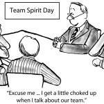 Постер, плакат: Team Spirit