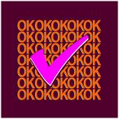 Icono de acuerdo — Vector de stock