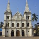 Santa Cruz Cathedral Basilica — Stock Photo #55941951