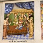 Krishna-lila — Stock fotografie