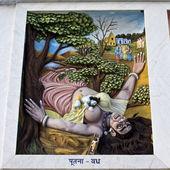 Krishna-lila — Stock Photo