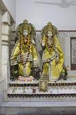 Shrine of Sita and Rama — Stock Photo