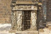Jagannath shrine — Stock Photo
