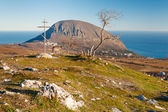 View of the Bear Mountain — Stok fotoğraf