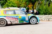 YALTA, UKRAINE 09.14.2013. WOG Yalta Rally Fest. — Stock Photo