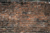 Background of brick wall textur — Stock Photo