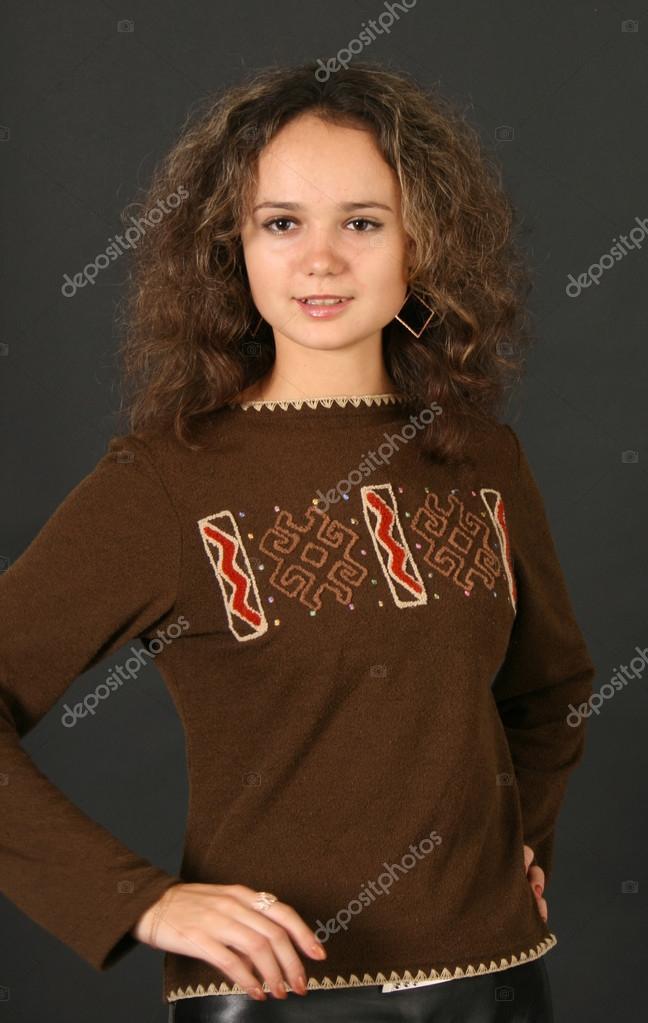 Шестнадцитилетнии красивые девушки
