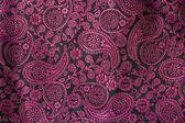 La surface du tissu jacquard — Photo