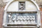 Venetian bas — Zdjęcie stockowe