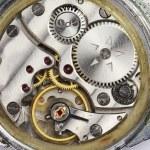 Old clockwork texture — Stock Photo #67356043