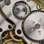 Old clockwork texture — Stock Photo #67356109