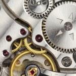 Old clockwork texture — Stock Photo #67356189