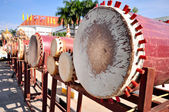 Thai drum — Foto de Stock