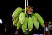 Yong banana — Stock Photo