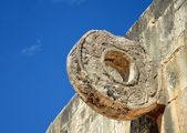 Chichen Itza Ball Court Mexico — Stock Photo