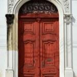 Old door — Stock Photo #58304563