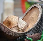 Mexican sombrero — Stock Photo