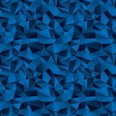 Seamless blue vector background — Stock Vector
