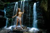 Water nymph — Stock Photo