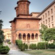 Kretzulescu Church in Bucharest — Stock Photo #51837107
