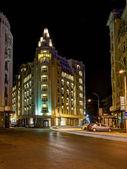 Union Hotel, Bucharest, Romania — Stock Photo