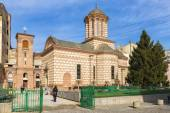 The Old Court Church in Bucharest — Stock Photo