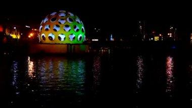 Fête des lumières Amsterdam — Vidéo