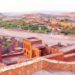 The fortified town of Ait ben Haddou — Stock Photo #67524161