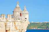 Tower of Belem in Lisbon — Stock Photo